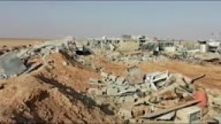 Video shows Hezbollah positions after US attacks