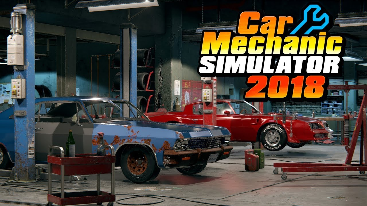 Car Mechanic Simulator 2018 Part 3 Pc Xbox One Ps4 Record