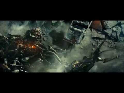 Transformers 1  Prime VS Megatron Scène Mythique