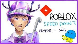 ROBLOX Speedpaint - Crypse
