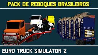 Pack de Reboques Brasileiros - Euro Truck Simulator 2