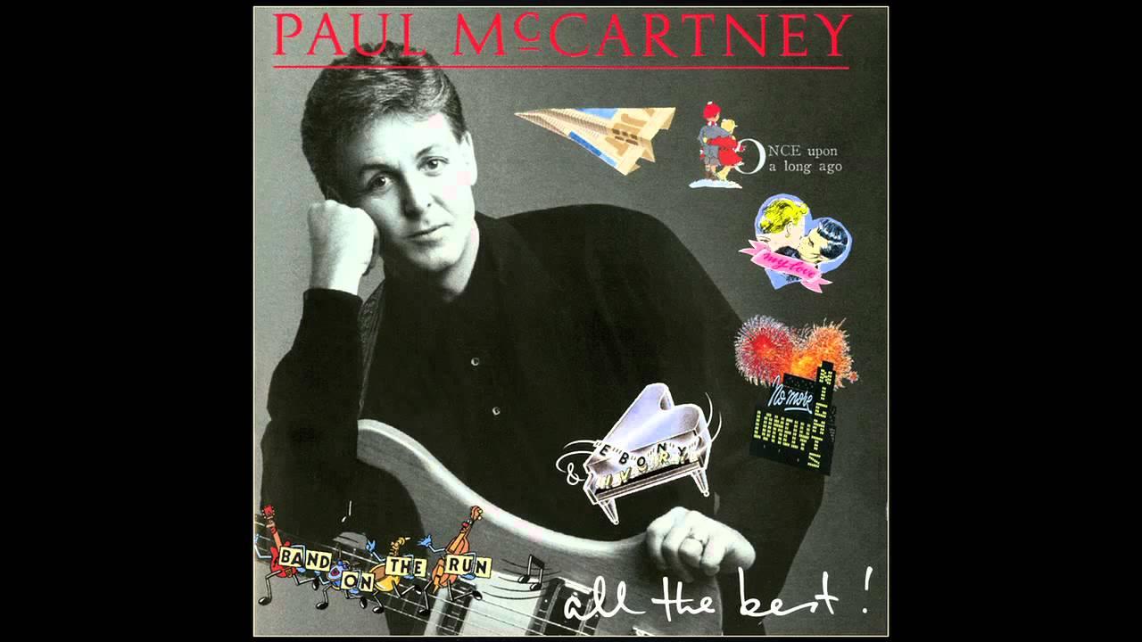 'C Moon' - PaulMcCartney com Track of the Week
