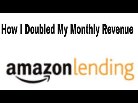 Amazon FBA for Beginners Amazon Lending Business Loan