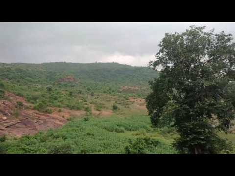 Natural beauty of the single district(sonbhadra)of india which borders with 4 states(KBCquestion).