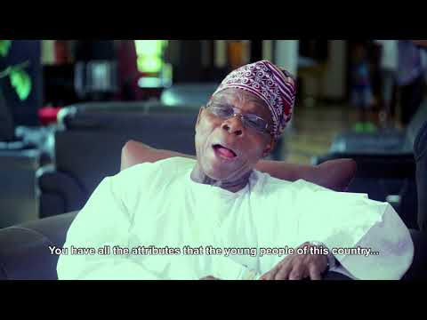 Former President Obasanjo's comedy skit 'Mr President' is out (Watch video)