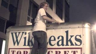 Cuzzin Todd & Smoke DZA vs Wiki Leaks Truck thumbnail