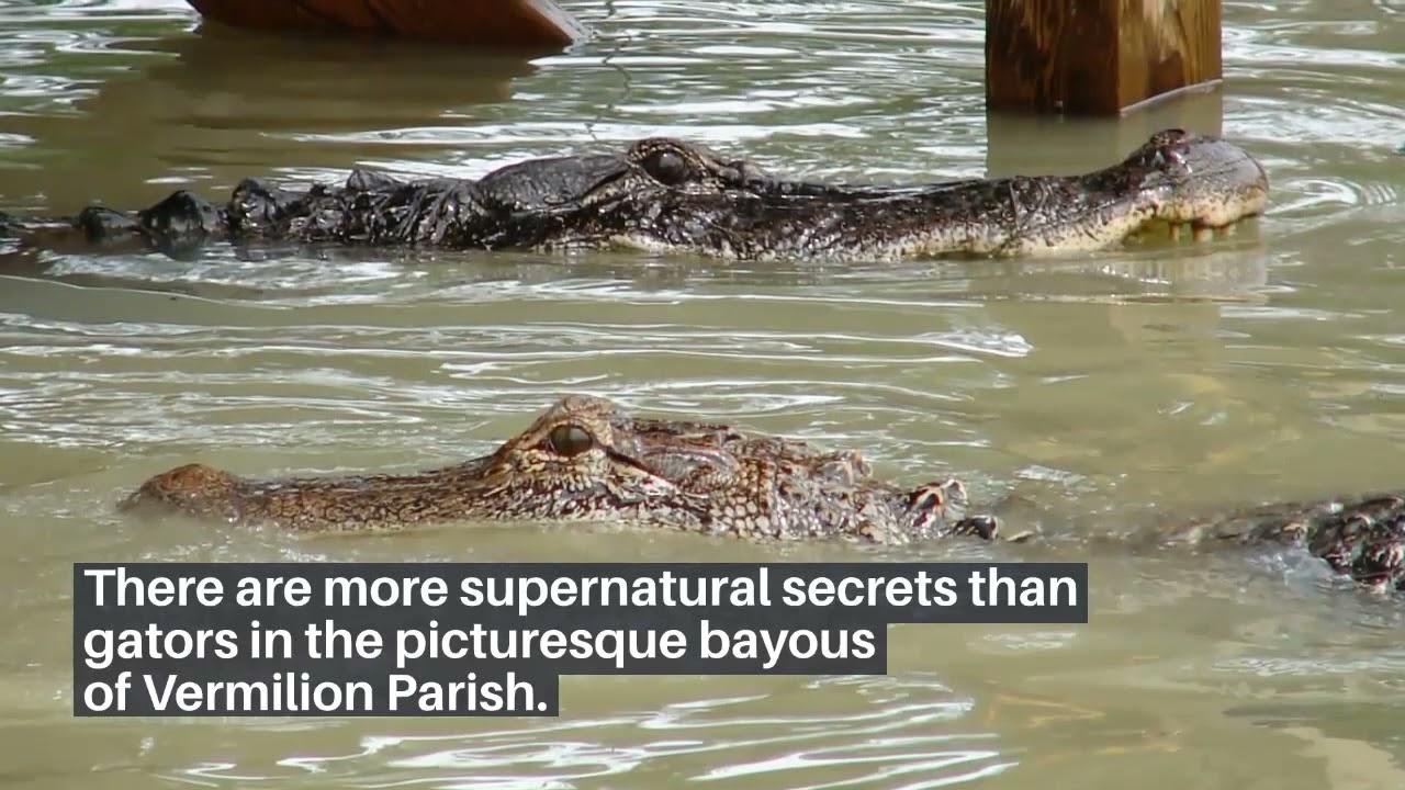 LaShaun Rousselle Mysteries on the Bayou