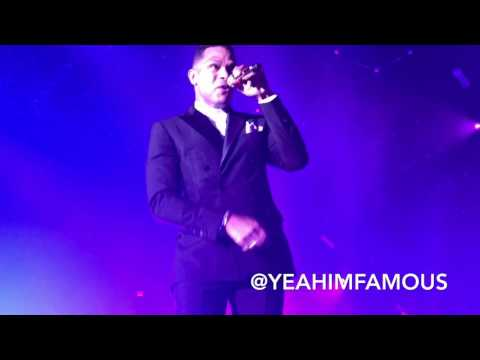 Maxwell Live Summers Tour in NYC at Nassau Coliseum