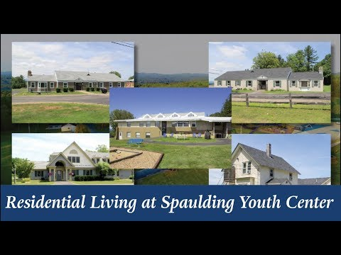 Residential Living at Spaulding Youth Center