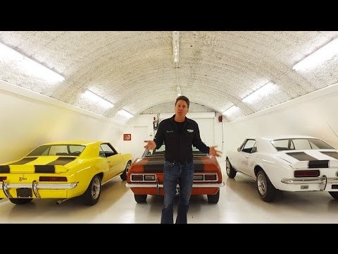 Check out the Camaro Z/28s Dennis Collins is bringing to Barrett-Jackson Scottsdale 2017