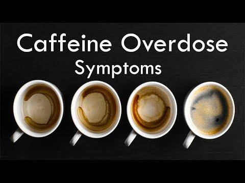 Caffeine Overdose Symptoms and Treatment