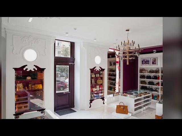 Дизайн интерьера магазина от PEYKOV DESIGN l Галерея