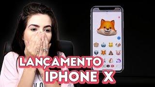 REAGINDO AO IPHONE X