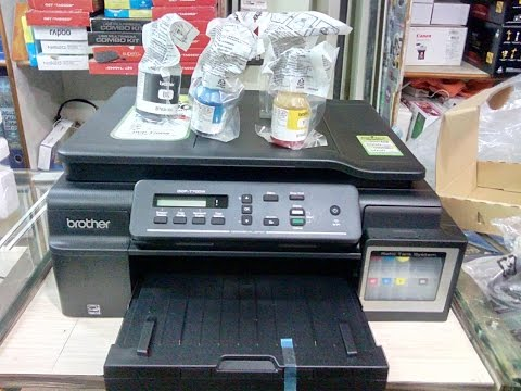 Unboxing Brother DCP-T700W Ink Tank Printer (Print, Scan, Copy, Wi Fi, ADF)