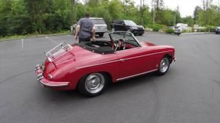 1960 Porsche 356 Roadster For Sale