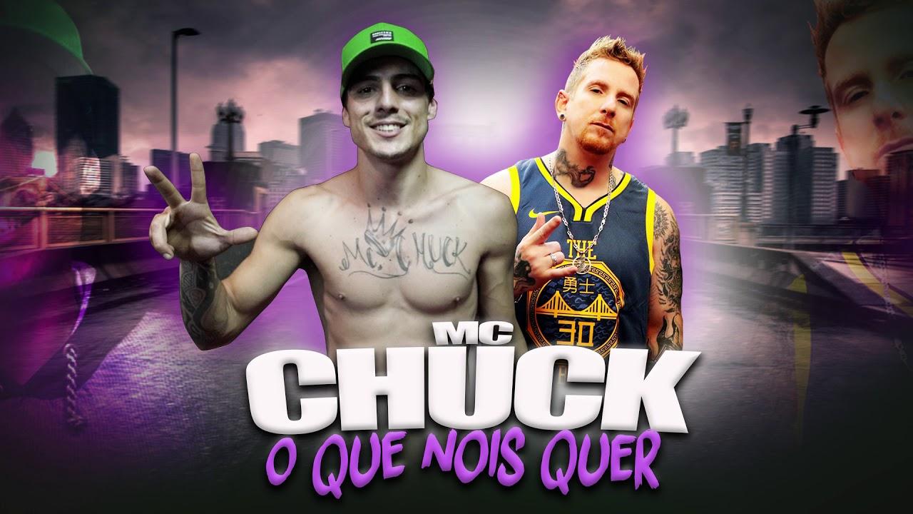Mc Chuck - O Que Nois Quer [Web-Clipe Oficial] Prod. DJ Rhuivo.