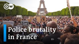 George Floyd killing sparks anti-racism protests in France | Focus on Europe