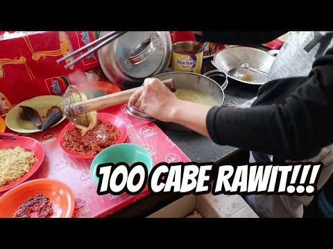 Kali ini green coba masak mie viral lagi ni, mie ini terinspirasi dari padang, nama mie nya mie api .