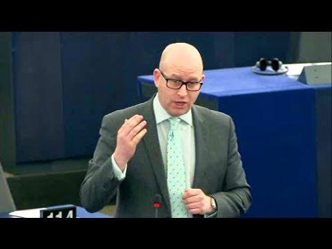 Main driver of radicalisation is Saudi Arabia - UKIP Deputy Leader Paul Nuttall MEP