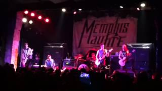 Memphis May Fire - Red In Tooth & Claw (Live)