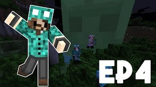 Latch Craft! \\ Minecraft SMP \\ Episode 4 \\ Temples, Giant Slimes & Parkour! Oh My!