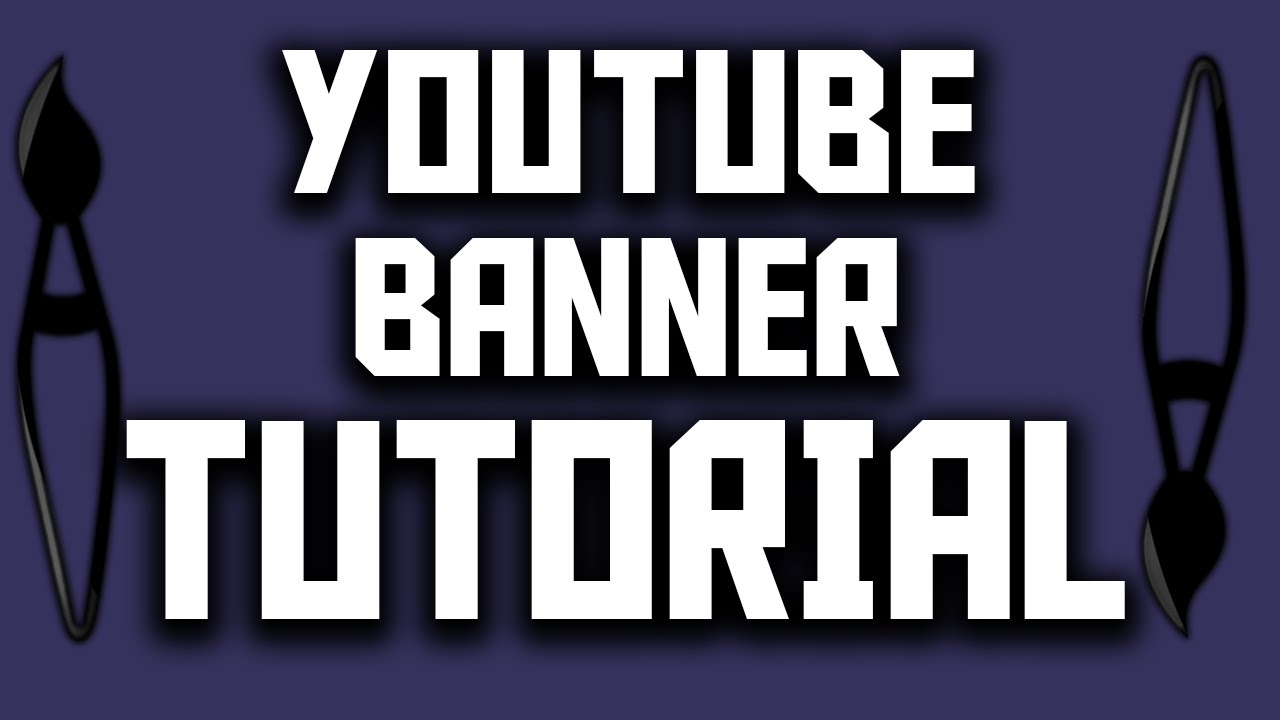 how to create a youtube channel art 2015