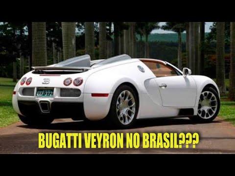 BUGATTI VEYRON NO BRASIL? LAFERRARI? CARROS QUE VIERAM E FORAM EMBORA - CVBR #456