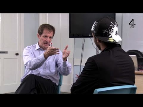 Jamie's Dream School | Alastair Campbell on Interview Techniques