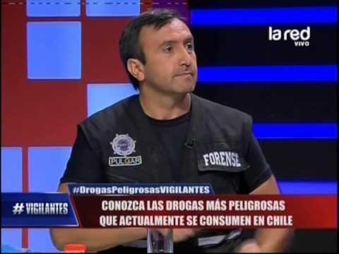 Conozca las drogas más peligrosas que actualmente se consumen en Chile