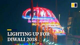 India lights up for Diwali 2018, celebrating love over hate