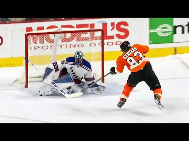 Shootout: Rangers vs Flyers