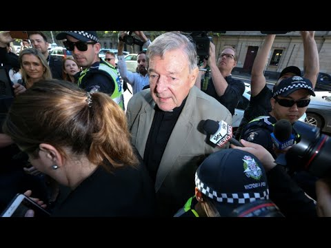 'No remorse': Pell set to be remanded in custody in sex abuse case