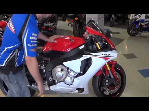Y2 Wheels Vendor Capital Yamaha 2015 R1