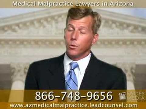 Medical Malpractice Phoenix Lawyer In Arizona