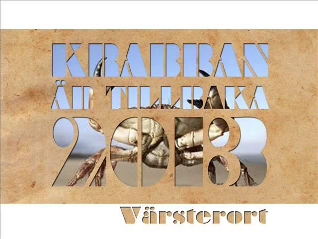 Krabban - Krabban Är Tillbaka(prod. LoudaBeats)