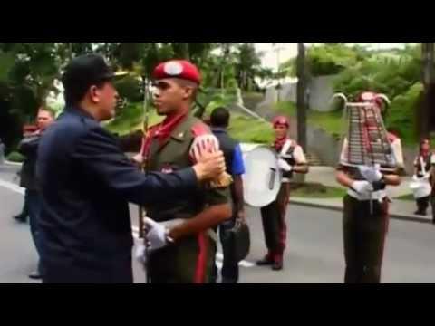 Doku; Venezuela: R.I.P.  Hugo Rafael Chávez, Der gescheiterte Putch, Interviews 2002