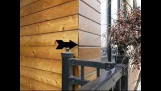 Problems With Wood Siding Corner Miter Cuts - Pro Home Builder Tips