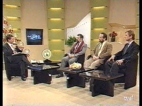 """LOS OVNIS (""""En Buena Hora"""", TVE, 02-01-91)"""