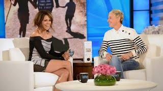 Halle Berry Dishes on Her Annual Family Camping Trip