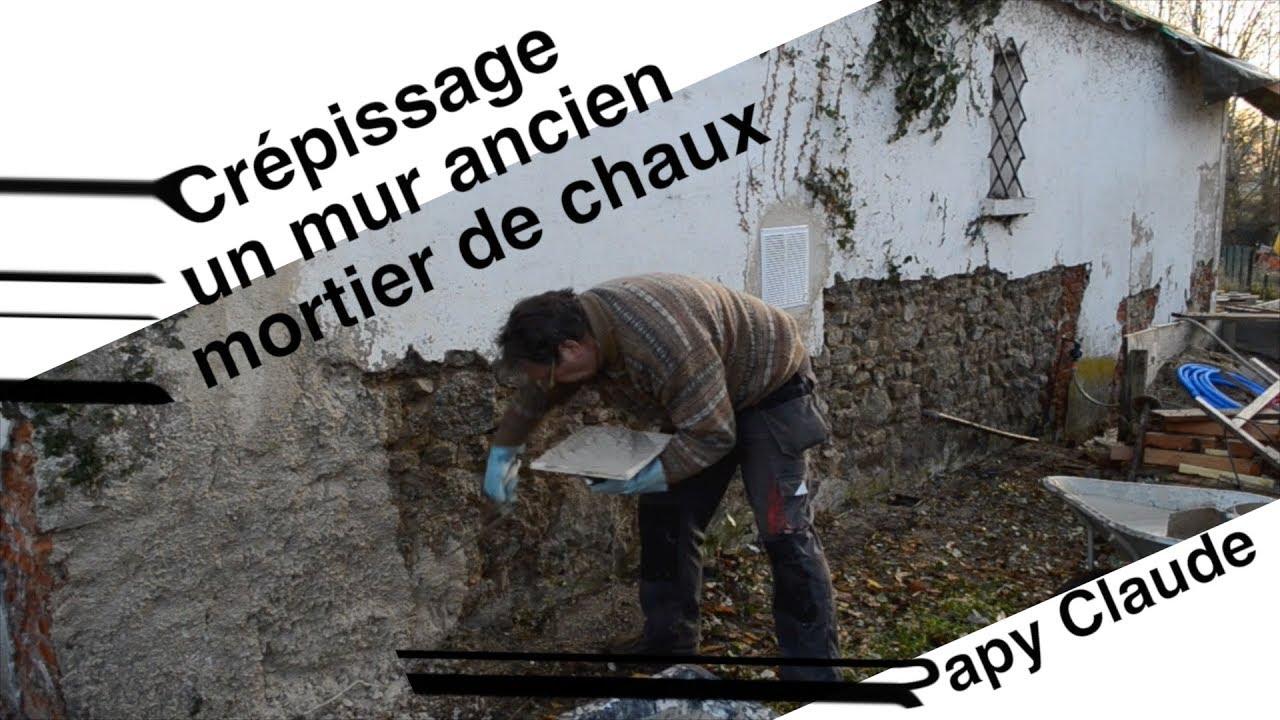 Comment Crépir Un Mur à La Chaux ?