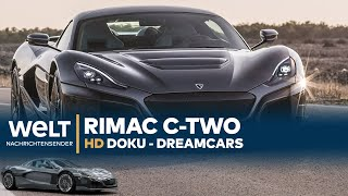Rimac CTwo   Dreamcars HD Doku