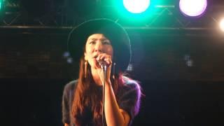 山内加奈「my measure」(lecca)、祇園JOHNNY ANGEL、14.10.12
