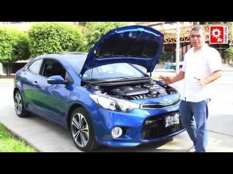 Kia Cerato Koup 2014 - Test Drive Full HD