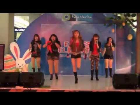 Beyonce Knowles  Crazy in Love sing and dance   STAGE A2G