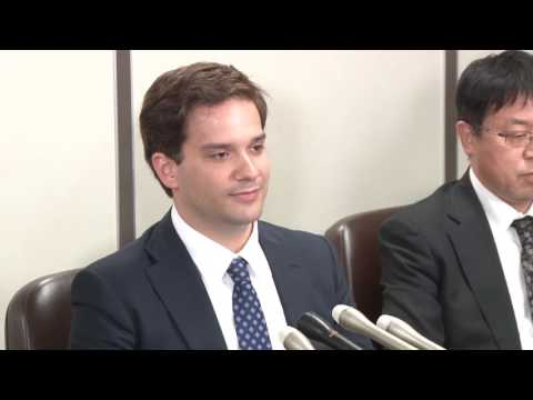 MtGox chief Karpeles meets press over