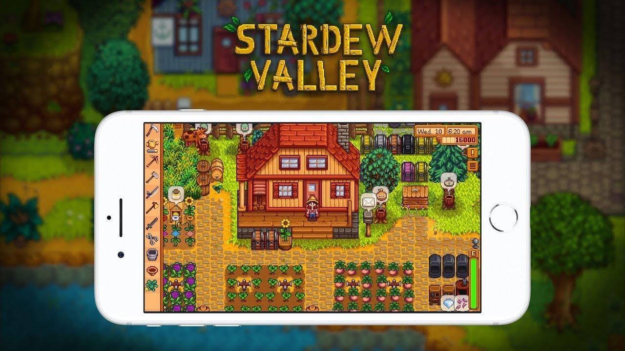 [HOT] Tải game Stardew Valley cho iOS miễn phí – Game nông trại cực hay