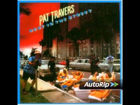 Pat Travers Putting It Straight and Heat In The Street Full Albums