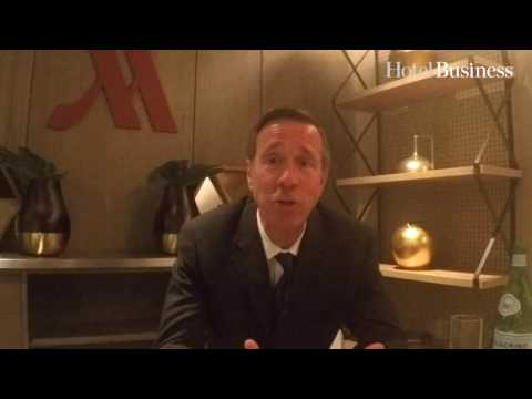 Building on Innovation at Charlotte Marriott City Center - Arne Sorenson