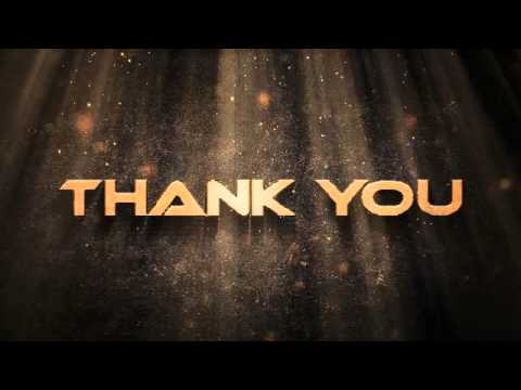 Thank You Effect video - YouTube