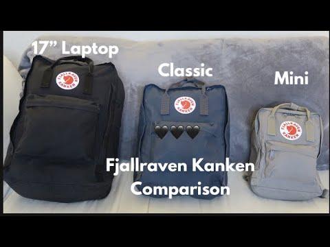 """Fjallraven Kanken 17"""" f80de23263a87"""